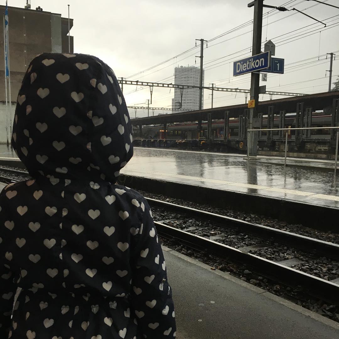 Es gibt kein schlechtes Wetter nur unpassende Kleidung rainyday