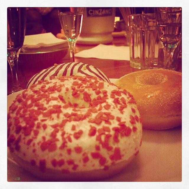 Es ist wieder diese Zeit :) #donutrunde